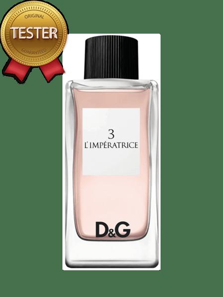 Dolce & Gabbana 3 L'Imperatrice EDT 100мл - Тестер за жени